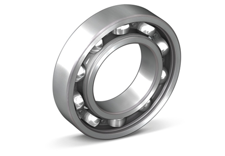 Temperature regulation of stainless steel bearings